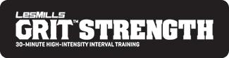 Les Mills Grit Strength Class Logo