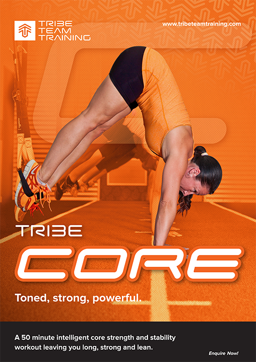 Tribe Team Training - Tribe Core Class