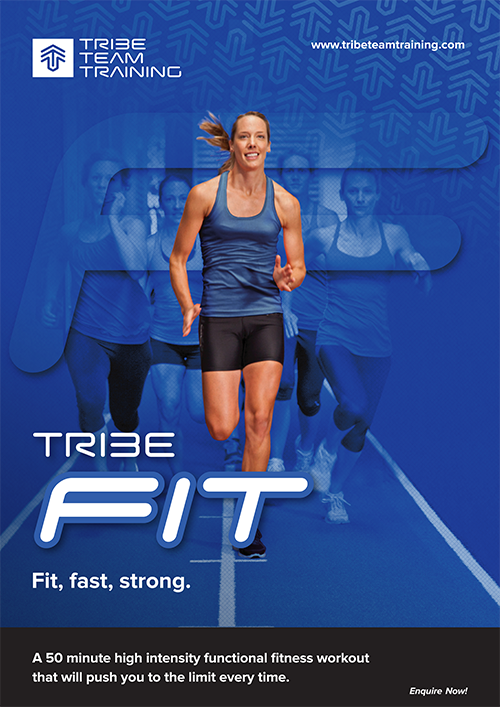 Tribe Fit @ Home Workouts