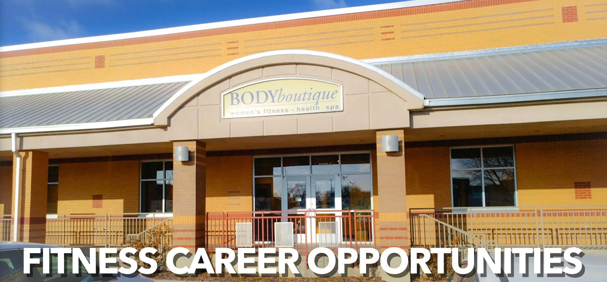 Body Boutique Fitness Store Front View