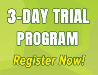 3-Day Trial Program Form Header